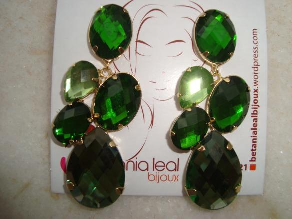 Verde esmeralda!